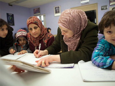 Refugee Dream Center Adult Education